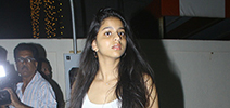 Suhana Khan snapped at PVR Juhu