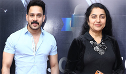 Suhasini and Bharath Chennai's favourite celebrate O2 ?Health Studio 16th Anniversary - Pictures