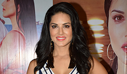 Sunny Leone and Arbaaz Khan promote their film 'Tera Intezaar' - Pictures