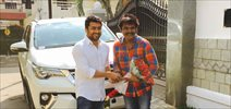 Suriya gift a car to Singam director Hari