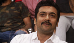 Surya Felicitates UBA Pro Basketball Players in Sathyabama University - Pictures
