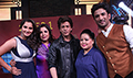 Sushant Singh Rajput and Sania Mirza pay tribute to Shah Rukh Khan on Farah Khan's Lip Sing Battle