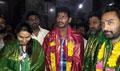 Thupparivaalan On Location Stills