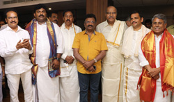 Tirupati - Appointment of VP & Members Press Release - Pictures