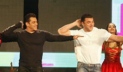 Salman Khan introduces Matin Ray Tangu at Tubelight Song Launch  - Pictures