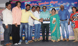Ungalil Oruvan Movie Launch - Pictures