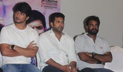 Vanamagan and Ivan Thanthiran Team Press Meet - Pictures