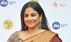 Vidya Balan attends JIO MAMI Movie Mela 2017 - Pictures