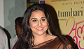 Vidya Balan graces the screening of the film 'Tumhari Sulu'