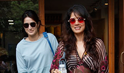 Chak De India Reunion: Sagarika Ghatge and Vidya Malavade snapped at Sequel - Pictures