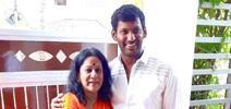 Vishal celebrated Diwali with childrens