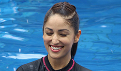 Yami Gautam launches fitness training program Speedo AquaFit - Pictures