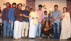 YGM Kasethan Kadavulada Successful 100th Stage Show - Pictures