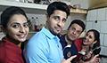 Aiyaary cast Sidharth Malhotra, Manoj Bajpayee, Rakul Preet and Pooja Chopra spend a day with BSF Jawans