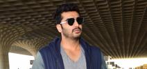 Arjun Kapoor snapped on his way to delhi