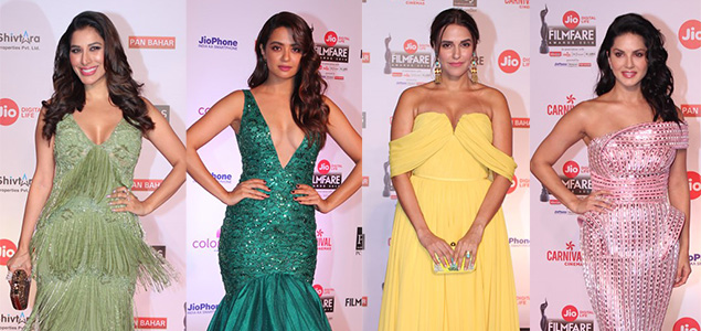 Celebs attend the 63rd Jio Filmfare Awards 2018 - Pictures