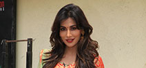 Chitrangada Singh on the sets of DID lill Champs