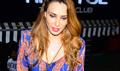 Iulia Vantur snapped post a salon session in Bandra