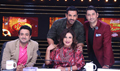 John Abraham snapped on the sets of DID Li'l Masters