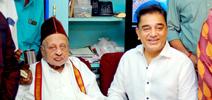 Kamal Hassan at APJ Abdul Kalam House