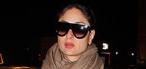 Kareena Kapoor Khan and Kartik Aaryan snapped at the airport