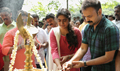 Kunchacko Boban production No.5 movie pooja