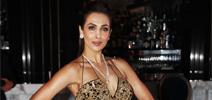 Malaika Arora walks for Rebecca Dewan fashion preview