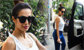 Malaika Arora snapped after her gym session