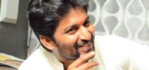 Nani Nagarjuna Movie Recording Photos