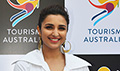 Parineeti Chopra snapped at the Toursim Australia event