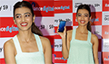 Radhika Apte snapped at the launch of the new Samsung Galaxy S9+