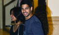 Sidharth Malhotra snapped with friends on his birthday