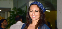 Sonakshi Sinha and Ashutosh Gowariker spotted at Sunny Super Sound