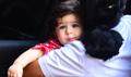 Taimur Ali Khan snapped post play school