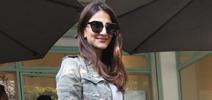 Vaani Kapoor snapped at Kitchen Garden