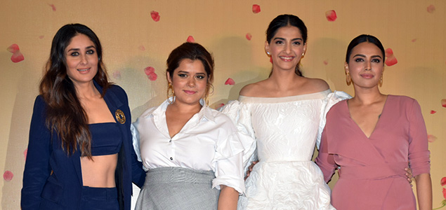 Veere Di Wedding trailer launch - Pictures