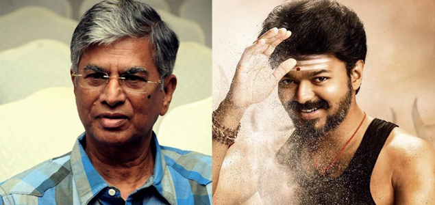 Vijay's dad wants him to be a leader