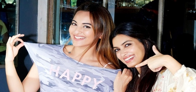 Sonakshi Sinha roped in for Happy Bhag Jayegi Returns