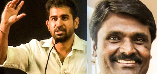 Support for Anbu Chezhian from the film fraternity