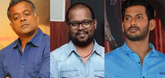 Vishal and Gautham Menon on the untimely demise of Ashok Kumar