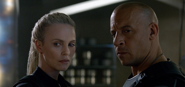 Diesel's daughter thinks 'Fate of the Furious' will be hit