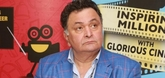 Rishi Kapoor talks about the losses suffered by RK studious after the fire mishap