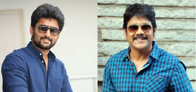 Nagarjuna - Nani Multistarer Music Sittings in USA