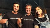 Shoot for Sanjay Dutt's biopic completed