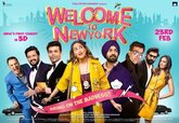 """Welcome to New York"" first comedy in 3D"