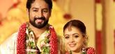 Bhavana gets married