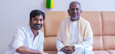 Ilayaraja sings for Dhanush's Maari 2