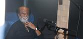 Superstar Rajinikanth begins dubbing for Kaala