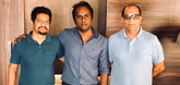 Sashikanth of Y Not Studios team with Reliance Entertainment