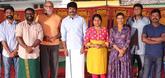 Arunraja Kamaraj completes the 1st schedule of his film